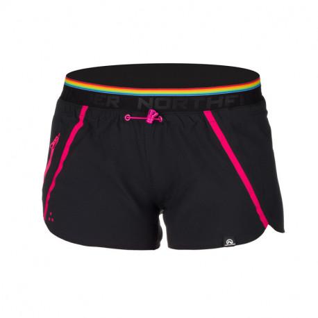 NORTHFINDER dámské šortky športové ZUTY