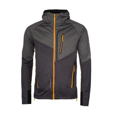 NORTHFINDER pánska bunda mix-softshellová pre prirodzený komfort VONNSY