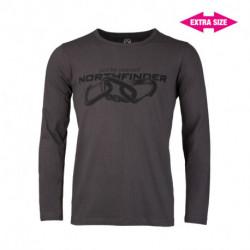 TR-3464OR pánske tričko organická bavlna EXTRA SIZE CLIMB