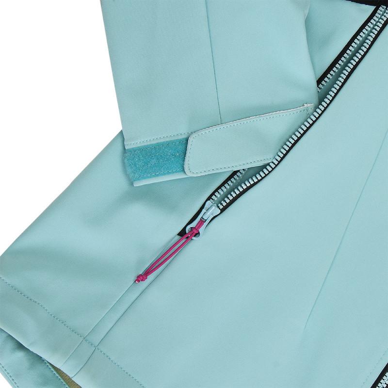 NORTHFINDER dámská bunda strečový-softshell odolný 3L YONA - Univerzální bunda z kolekce outdoor. Softshellová 3vrstvá membrána chrání ve vlhkém a větrném počasí. Střih a použité materiály umožňují dostatečný rozsah a volnost pohybu. Nastavitelné prvky poskytují dokonalý pocit komfortu. Dobře polohované a dostupné kapsy oceníte v různých situacích.