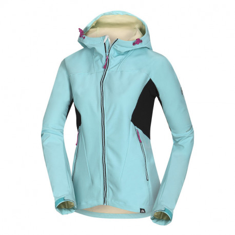 NORTHFINDER women's stretch-softshell jacket ultimate 3-layer YONA