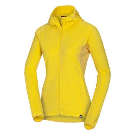 NORTHFINDER women's function sweater outdoor activities in cold conditions JISTA