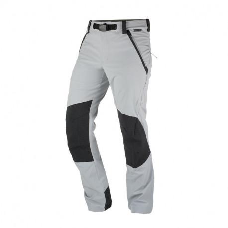 NORTHFINDER pánské kalhoty odolný-softshell pro outdoorové aktivity 3L zúžené AFTYN