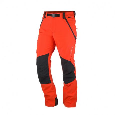 NORTHFINDER pánske nohavice odolný-softshell pre outdoorové aktivity 3L zúžené AFTYN