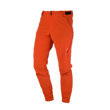 NORTHFINDER men's woven-stretch trousers outdoor activities 1-layer DAFTY