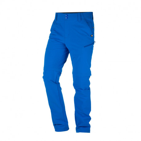 NORTHFINDER men's 2in1 trousers outdoor activities 1-layer ERTON
