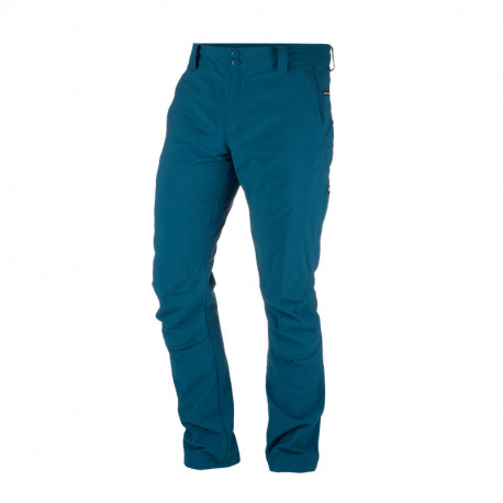 NORTHFINDER men's woven-stretch trousers outdoor activities 1-layer tapered FOLTY