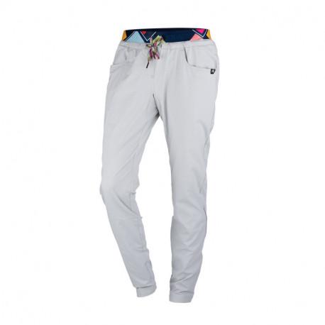 NORTHFINDER dámské kalhoty ultra-lehké pro outdoorové aktivity 1L zúžené AKZIA