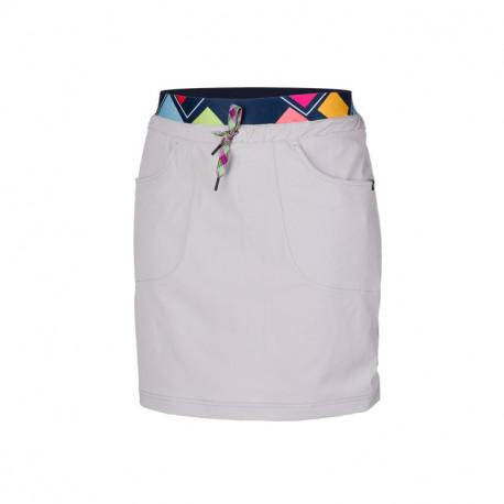 NORTHFINDER women's woven-stretch skirt outdoor activities 1-layer ZUGILA