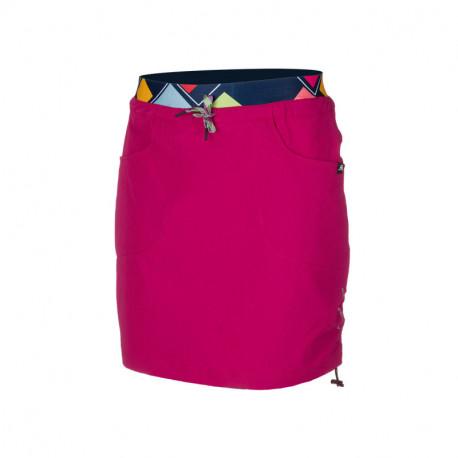NORTHFINDER dámská sukně tkaná-strečová pro outdoorové aktivity 1L ZUGILA