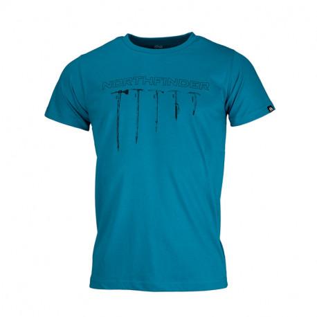 NORTHFINDER men's cotton t-shirt BENJIL