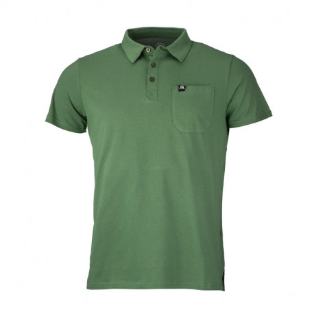 NORTHFINDER men's cotton t-shirt polo ASYM