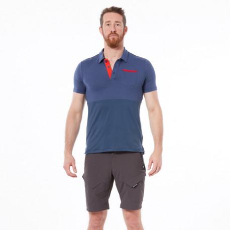 NORTHFINDER pánske cyklistické tričko polokošeľa MERTON