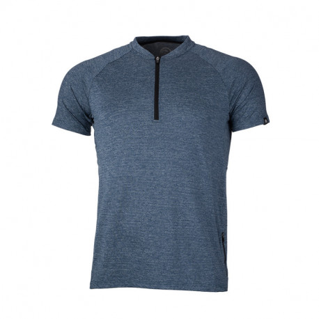 NORTHFINDER men's bike t-shirt half zip MASDY