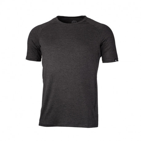 NORTHFINDER men's run t-shirt melange look BOLTIN