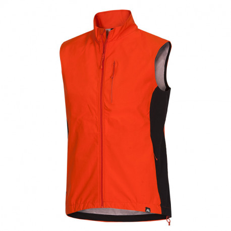 NORTHFINDER men's strong-softshell vest 3-layer ESTEBHAN