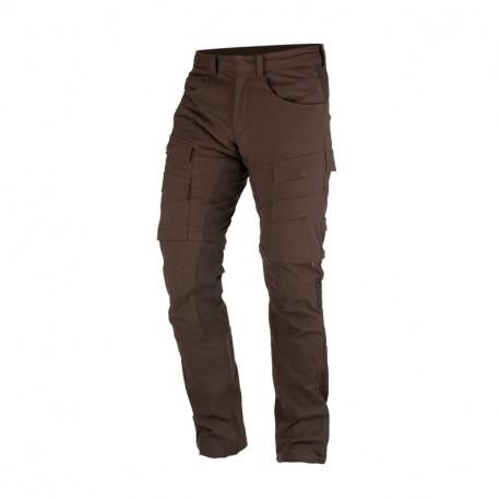 NORTHFINDER pánské kalhoty 2v1 north bavlnený vzhled NORTIS