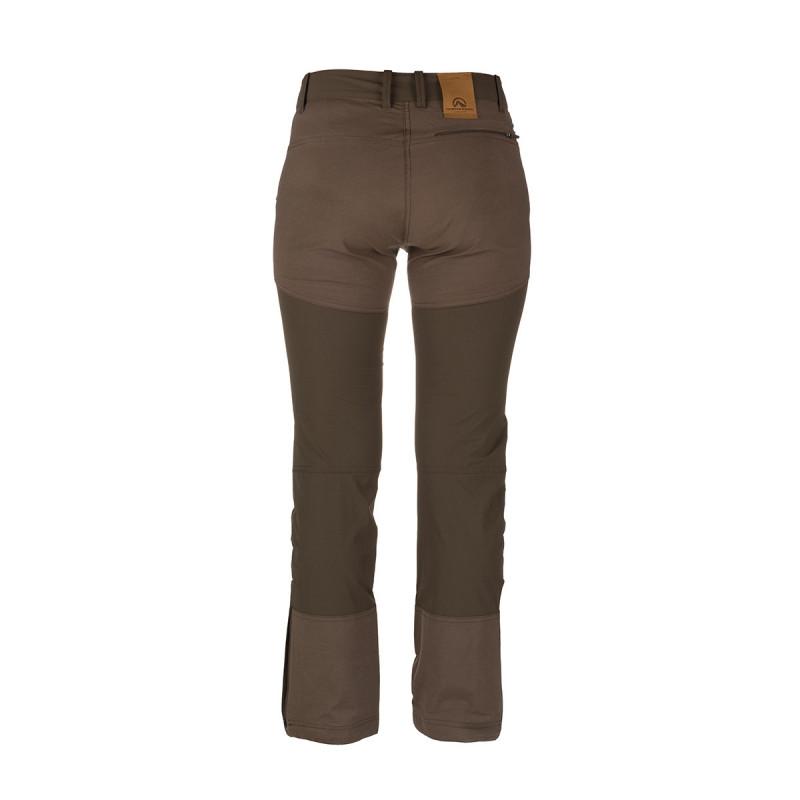 NORTHFINDER dámské kalhoty north kombinované GAFTA - Technický lehký materiál zajišťuje kvalitní ochranu, odolnost a optimální regulaci tělesné teploty během outdoorových aktivit. Volnost pohybu zajišťuje pohodlný střih kalhot - tzv. mrkváče, zipové rozšíření nohavic ve spodní části. Kalhoty jsou vhodné na turistiku, outdoorové aktivity, volný čas i běžné nošení.