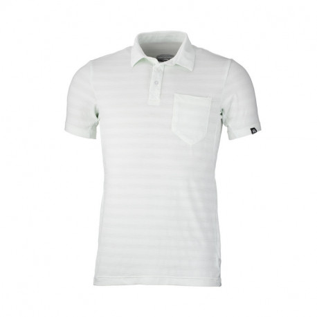 NORTHFINDER pánske tričko polo s pruhmi KRAFI