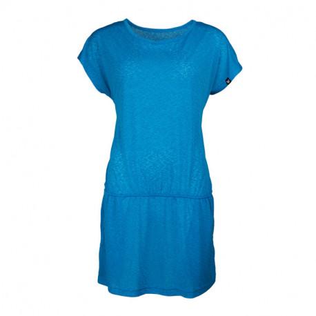 NORTHFINDER dámské triko dlouhé melanžový stylDASWA