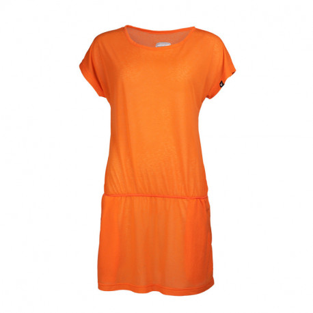 NORTHFINDER dámske tričko dlhé melanžový štýl DASWA