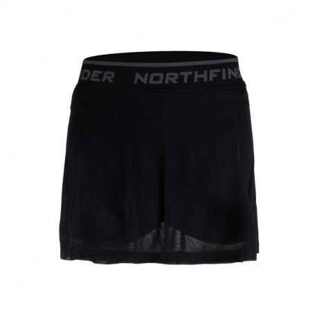 NORTHFINDER dámska sukňa 2v1 BHELKA