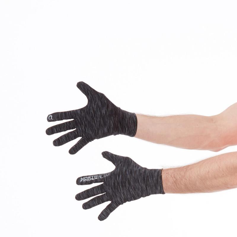NORTHFINDER unisex rukavice bežecké RUNBE - NORTHFINDER unisex rukavice bežecké RUNBE