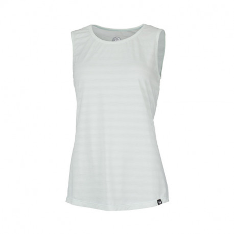 NORTHFINDER dámske tričko loose-fit s pruhmi ZHYGHA