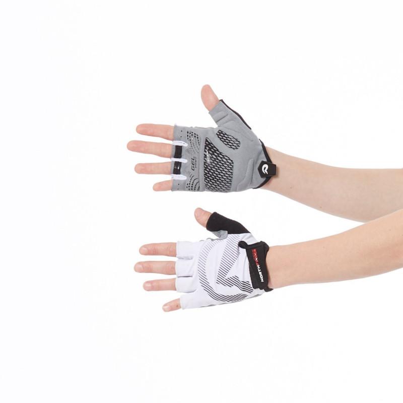 NORTHFINDER dámske rukavice Hi-tech cyklistické s gélovou výplňou MISSHORT - NORTHFINDER dámske rukavice Hi-tech cyklistické s gélovou výplňou MISSHORT