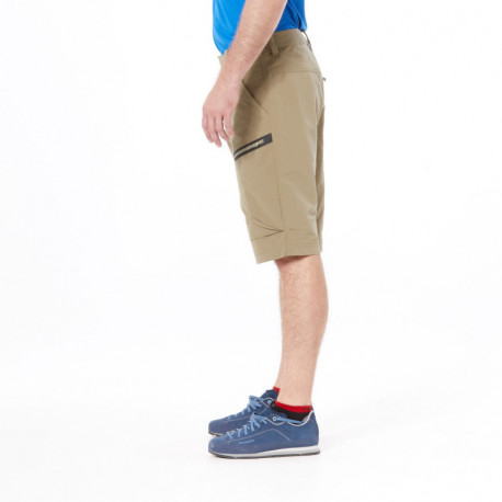 NORTHFINDER men´s north shorts cotton like style tapered