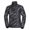 Men's jacket like down print ARRAN