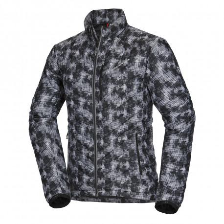 NORTHFINDER men's jacket like down print ARRAN