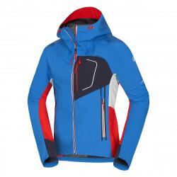 BU-3861OR Men's softshell jacket outddor REDWANB