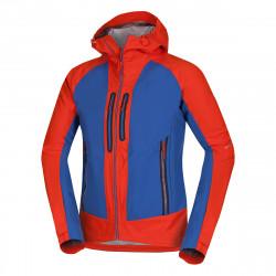 BU-3860OR Men's softshell jacket outddor ROSTON