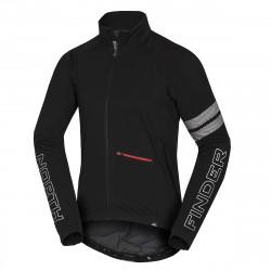BU-3870MB men´s e-bike jacket allseason windprotect 10/10 ROMERY