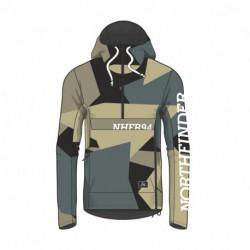 BU-3871SP men´s active jacket 5/5 BRONDY