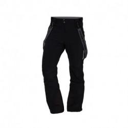 NO-3650SNW pánske luxusné nohavice s trakmi KREADY