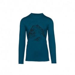TR-3525OR pánske tričko bavlna s potlačou VASTYN