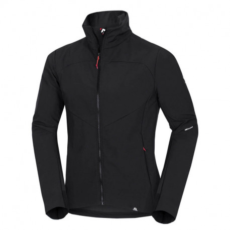 NORTHFINDER men's jacket softshell urban style 3L RIWER