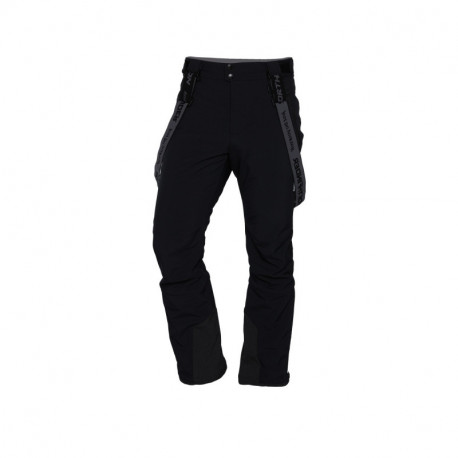 NORTHFINDER pánské kalhoty lyžařské-softshell plné vybavení HARSY