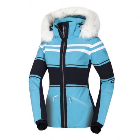 NORTHFINDER dámská bunda lyžařská trend plně vybavená WERTINELA
