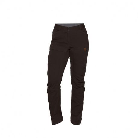 NORTHFINDER dámské kalhoty džínový střih stretch GARISA