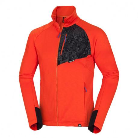 NORTHFINDER men's trendy sweater active comfort