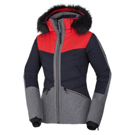 NORTHFINDER dámska bunda lyžiarska zateplená plná výbava DREWINESTA