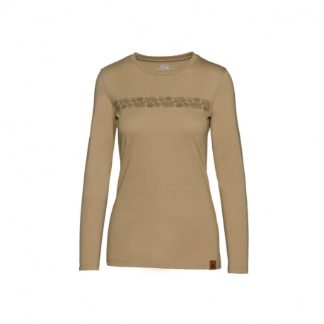 NORTHFINDER women's organic cotton t-shirt