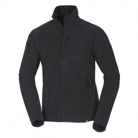NORTHFINDER men's Microfleece sweater outdoor look