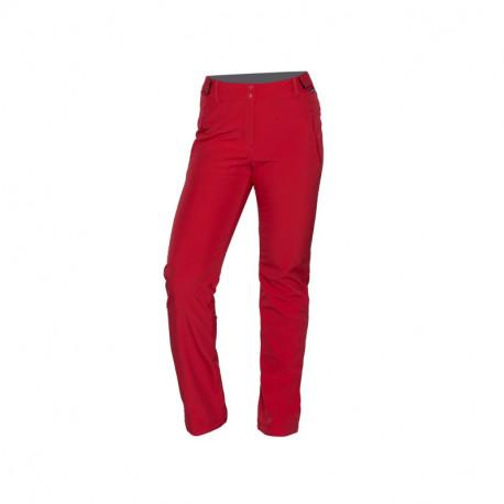 NORTHFINDER women's trousers softshell travel style 3L VINSTORIA