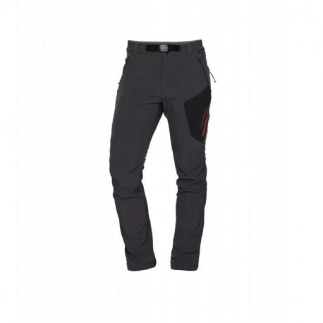 NORTHFINDER pánské kalhoty softshell elastic durable 3L SIMET
