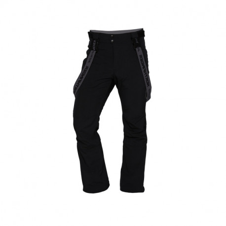 NORTHFINDER pánské kalhoty lyžařské-softshell zimní EREJ