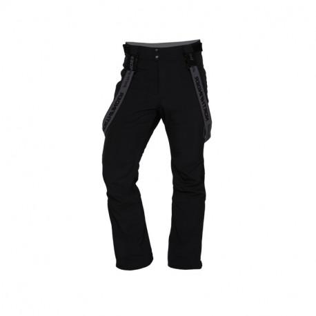 NORTHFINDER pánské lyžařské softshellové kalhoty na zimu